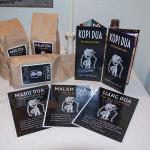 Kopi Dua's Coffee Jam